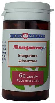 manganese-mix 60 capsule, pilloliere
